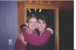 My friend Lee Ann and I have been sharing our stories and secrets for over 20 years now!