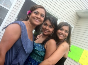 Ratna and her sisters- so much beauty and love in one sisterhood!